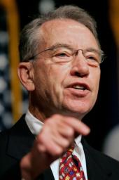 Senator Grassley Not Backing Off from Kenneth Copeland, Benny Hinn ...