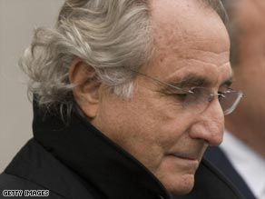 Charles Ponzi Created the Scheme, but Bernie Madoff with All the Money!